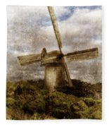 Windmill Fleece Blanket