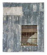 Window In Time 2 Fleece Blanket