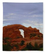 Windows Arch Fleece Blanket