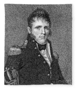 Winfield Scott (1786-1866) Fleece Blanket