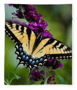 Wings Of Hope Fleece Blanket