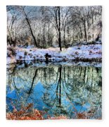 Winter Wonder Fleece Blanket