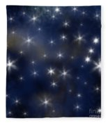 Wish Upon A Star Fleece Blanket