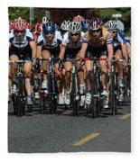 Women's Criterium Tour De White Rock Fleece Blanket
