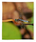 Wounded Wing Fleece Blanket