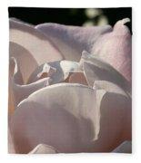 Wwii Memorial Rose Fleece Blanket