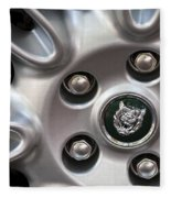Xjs Wheel Fleece Blanket