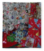 Xmas Presents 03 Fleece Blanket