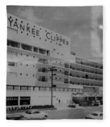 Yankee Clipper Fleece Blanket
