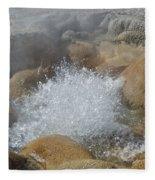 Yellowstone Hot Springs 9499 Fleece Blanket
