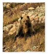 You Whistling At Me? Fleece Blanket