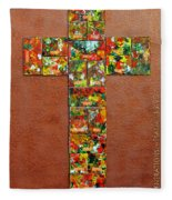 Your Faithfulness Fleece Blanket