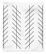 Zoellner Illusion Fleece Blanket