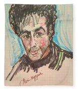 David Copperfield Fleece Blanket