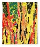 Bridgestone Cacti Fleece Blanket