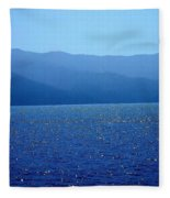 Catalina Island, #2 - Seascape, 1978 Fleece Blanket
