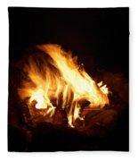 Fire Fleece Blanket