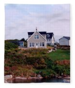 House Fleece Blanket