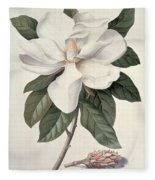 Magnolia Fleece Blanket