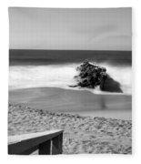 Playa Del Rey Ca Fleece Blanket