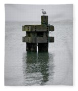 Seagull's Rest Fleece Blanket