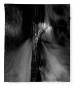The Mill Stream Fleece Blanket