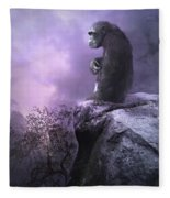 The Night Watch Fleece Blanket