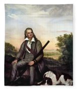 John James Audubon Fleece Blanket