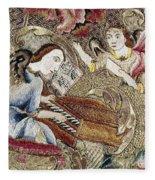 Chasuble, 18th Century Fleece Blanket