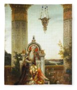 Moreau: King David Fleece Blanket