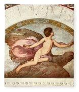 Ganymede, C1901 - To License For Professional Use Visit Granger.com Fleece Blanket