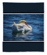 071118-50-c Fleece Blanket