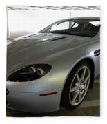 08 Aston Martin Fleece Blanket