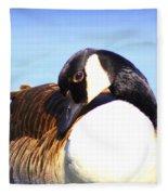 0932 - Canada Goose Fleece Blanket