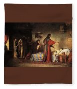 1 1871 Vasily Polenov Fleece Blanket