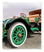 1914 Renault Type Ef Victoria Fleece Blanket