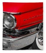 1960 Cadillac Fleece Blanket
