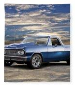 1964 Chevrolet El Camino I Fleece Blanket