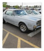 1968 Mercury Cougar Xr7 Fleece Blanket