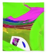 5-7-2015abcdefghi Fleece Blanket