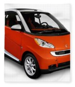 2008 Smart Fortwo City Car Fleece Blanket