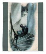 41588 Carlos Saenz De Tejada Fleece Blanket