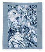48563 Adrienne Segur Fleece Blanket