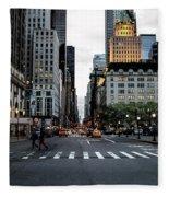 5th Avenue Fleece Blanket