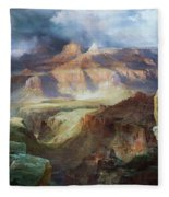 A Miracle Of Nature Fleece Blanket