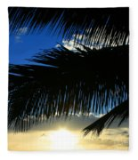 A Tropical Sensation Fleece Blanket