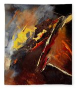 Abstract 12 Fleece Blanket