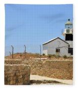 Acre, The Lighthouse  Fleece Blanket