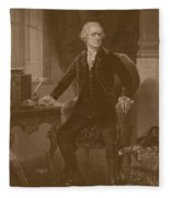 Alexander Hamilton - Two Fleece Blanket