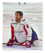 Alexander Ovechkin Fleece Blanket